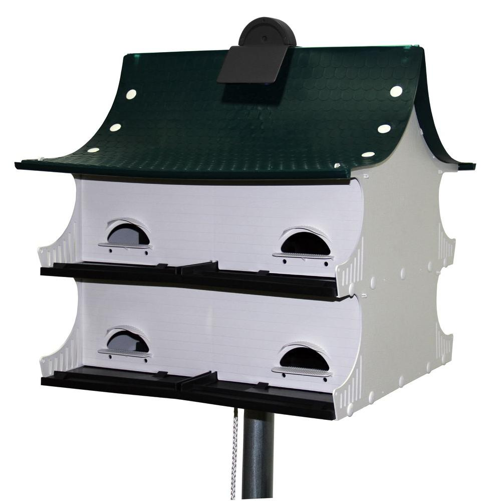S&K Great 8 Purple Martin House