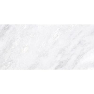 Marble Kalta Bianco Polished 15.98 in. x 32.01 in. Marble Floor and Wall Tile