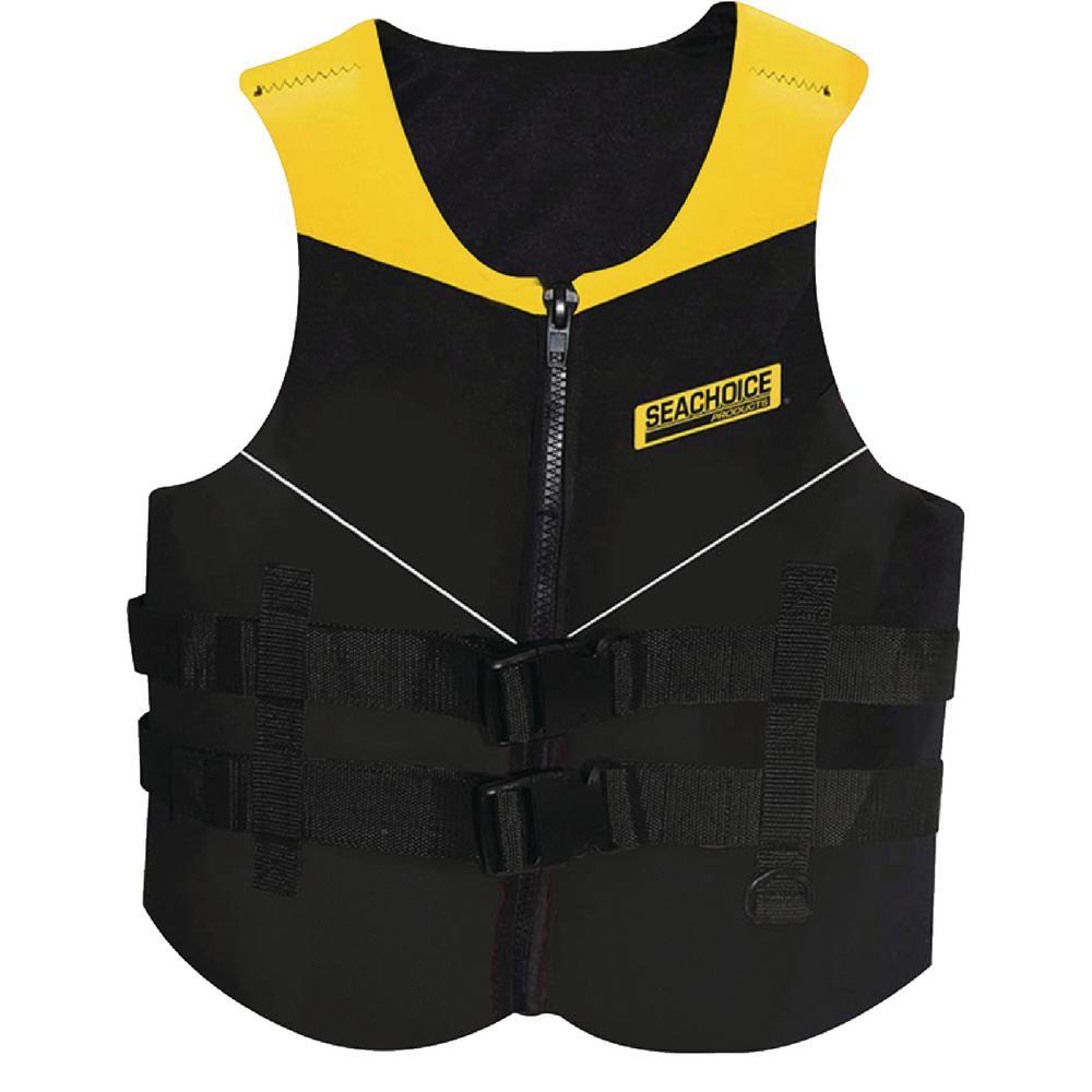 Large Multi-Sport Life Vest, Yellow