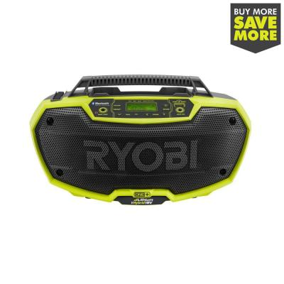 18-Volt ONE+ Hybrid Stereo with Bluetooth Wireless Technology (Tool Only)