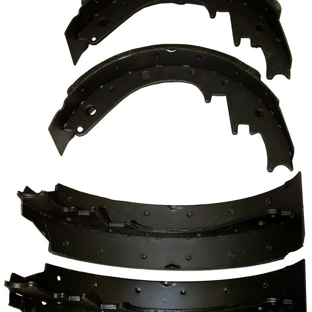 Rear Monroe Drum Brake Shoes fits 1976-2002 GMC C1500,C2500,K1500,K2500 G2500 Jimmy
