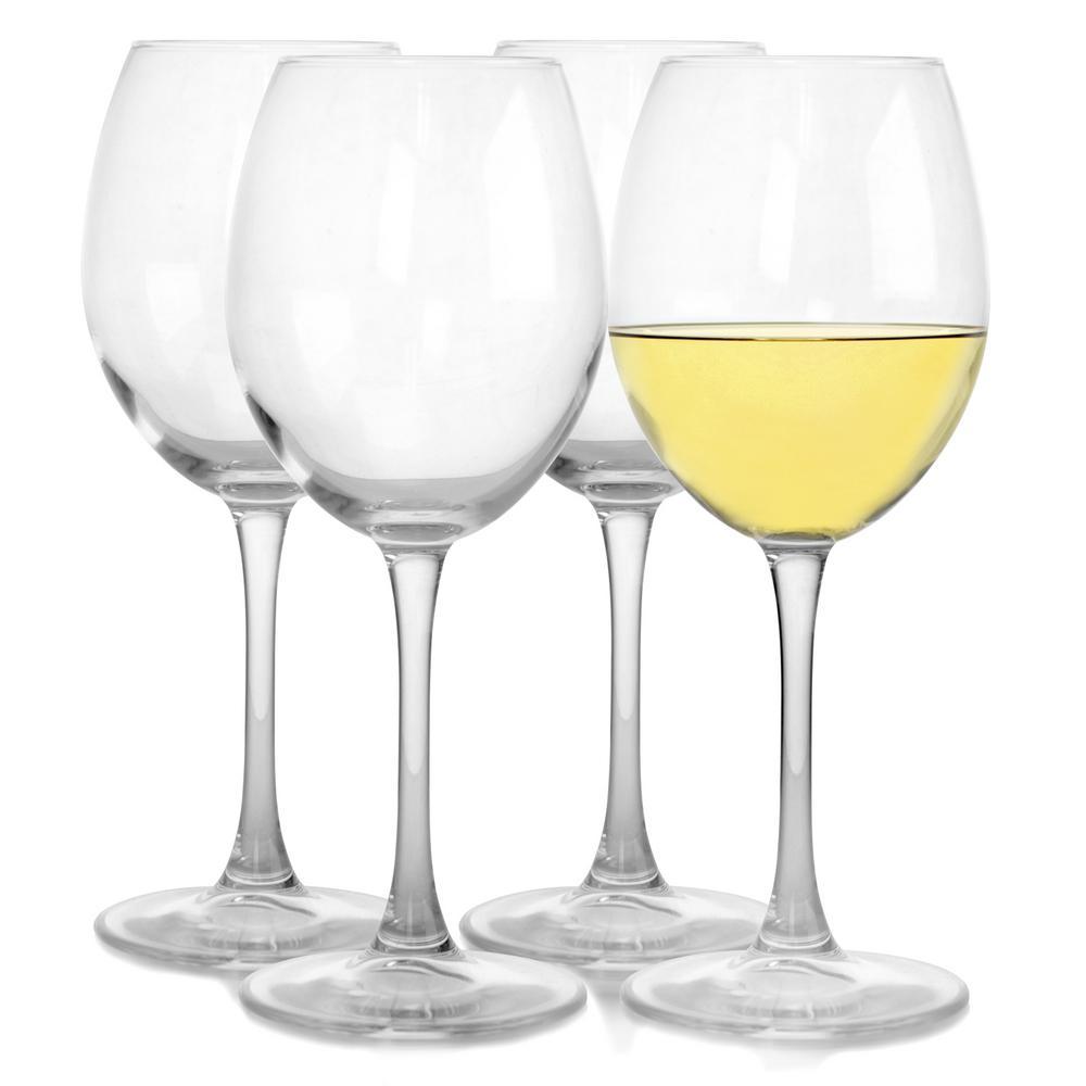 Enoteca 15.1 oz. White Wine Glass (4-Pack)