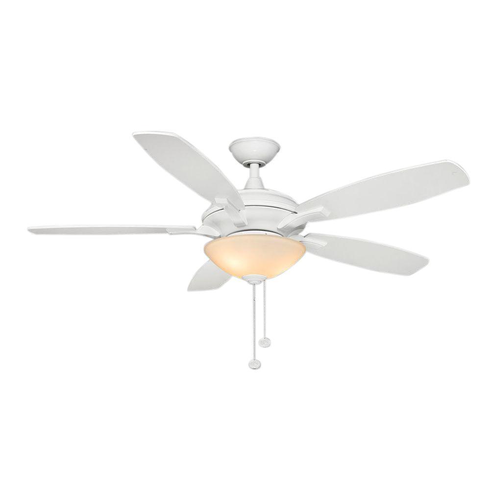 hampton bay springview 52 in. indoor oil-rubbed bronze ceiling fan