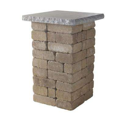 20 in. Santa Fe Lakeland Pillar
