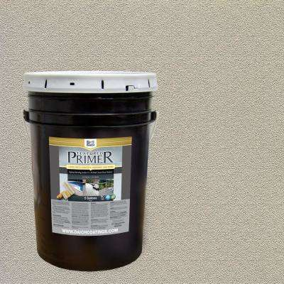 Textured 5 gal. Bonding Primer Bone Interior Exterior Penetrating Anti-Slip