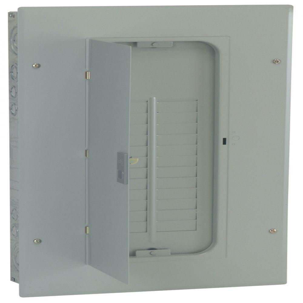 PowerMark Gold 150 Amp 24-Space 24-Circuit 3-Phase Indoor Main Lug Circuit Breaker Panel