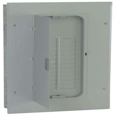PowerMark Gold 150 Amp 24-Space 24-Circuit 3-Phase Indoor Main Lug Circuit Breaker Panel