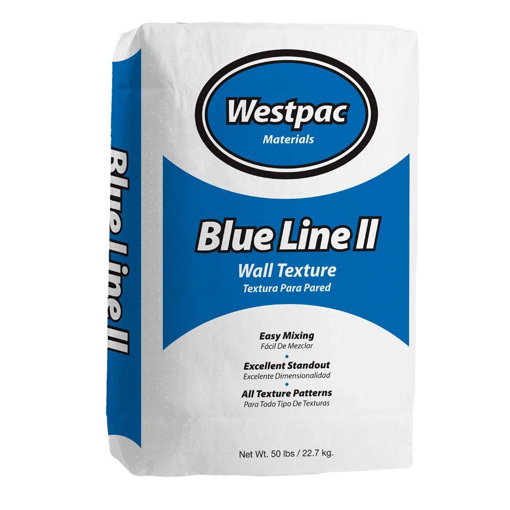 50 lb. Blue Line II Wall Texture Bag