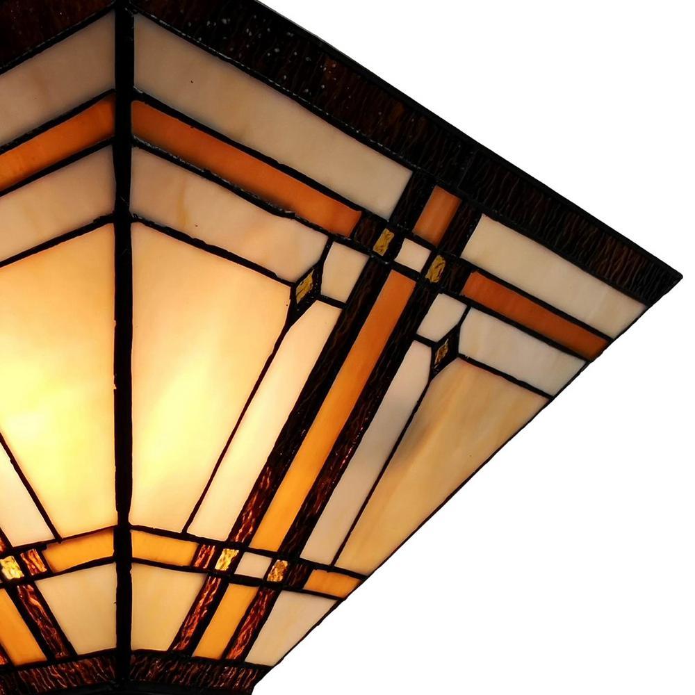 Light Tiffany Style Mission Pendant