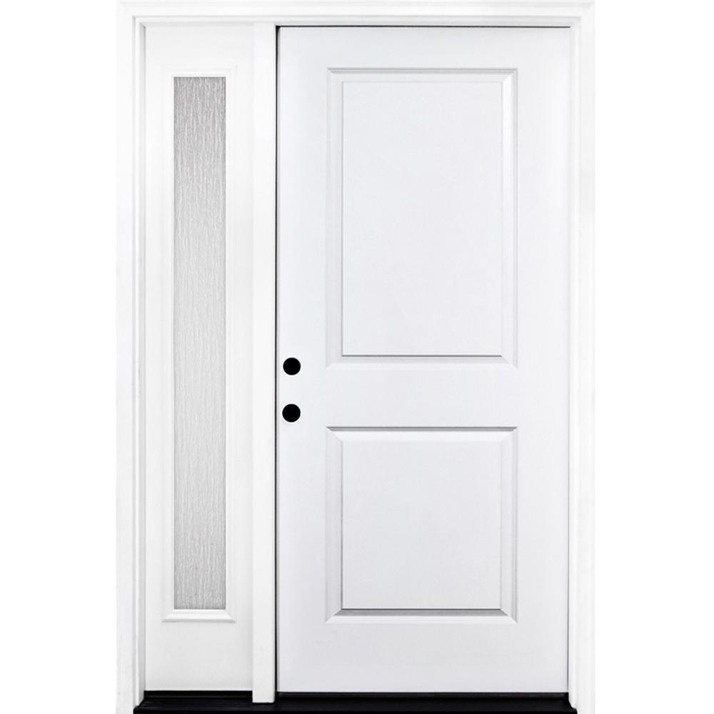 2 Panel Wood 51 X 80 Exterior Doors Doors Windows The