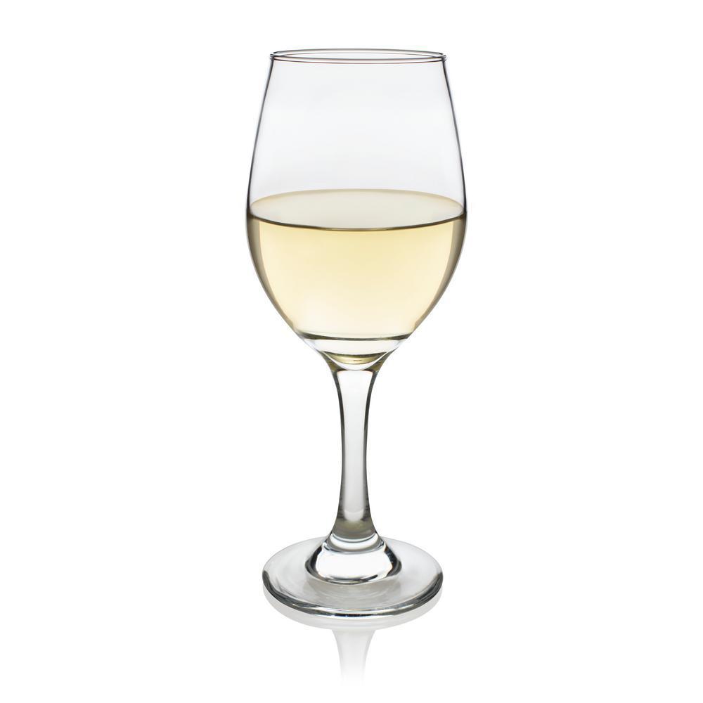Basics 4-piece White Wine Glass Set