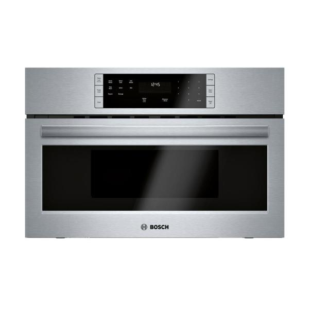 500 Series 30 in. 1.6 cu. ft. Built-In Microwave in Stainless Steel with Drop Down Door and Sensor Cooking