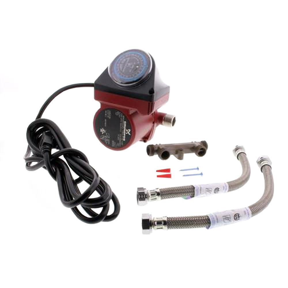 Grundfos Grundfos UP15-10SU7P TLC 3/4 in. NPT 115-Volt Comfort Hot Water Recirculation Pump