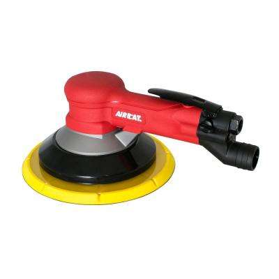 8 in. Composite Central Vac Geared Sander (3/16 in. Orbit)