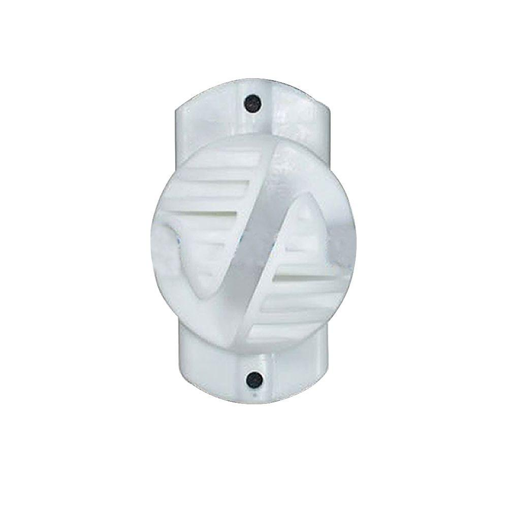 Field Guardian 3-in-1 White Multi-Purpose Insulator (100-Pack)