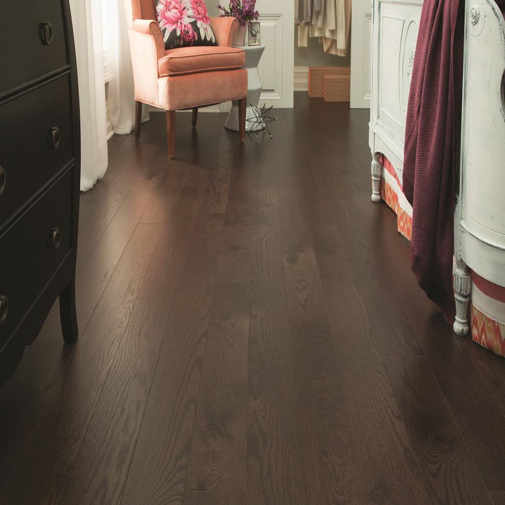Blue Ridge Hardwood Flooring Lightly