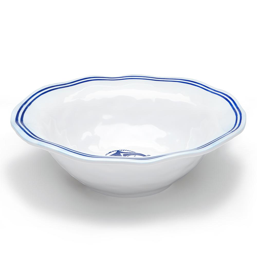 Portsmouth 12 in. Melamine Serving Bowl