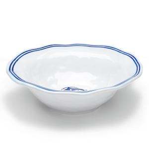 Click here to buy Q Squared Portsmouth 12 inch Melamine Serving Bowl by Q Squared.
