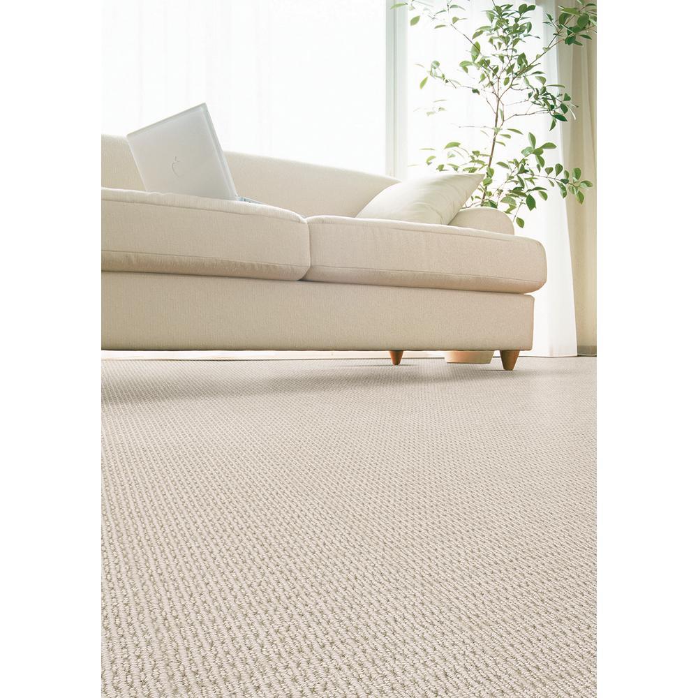 Terrain - Color Blanc Loop 13 ft. 2 in. Carpet