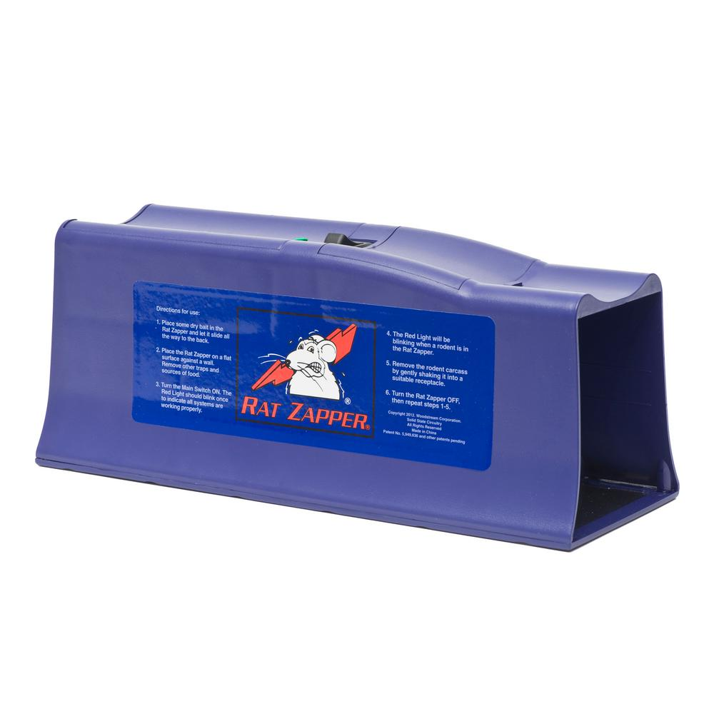 Rat Zapper Classic Electronic Rat Trap