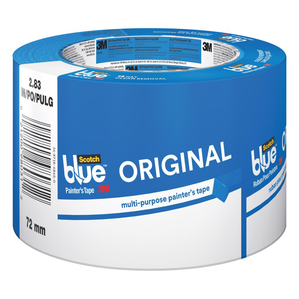 ScotchBlue 2.83 in. x 60 yds. Original Multi-Use Painter's Tape (Case