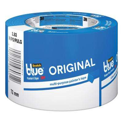 ScotchBlue 2.83 in. x 60 yds. Original Multi-Use Painter's Tape (Case of 12)