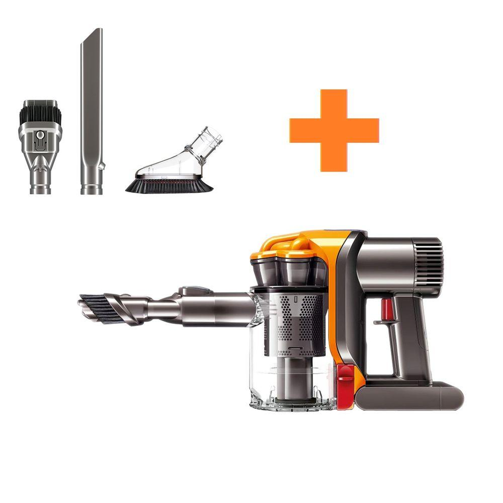 Dyson DC34 Cordless Handheld Vacuum with Bonus Accessories Closeout