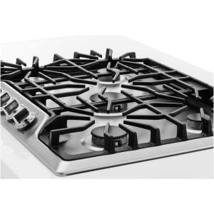7 frigidaire gallery 30 in gas cooktop in stainless steel
