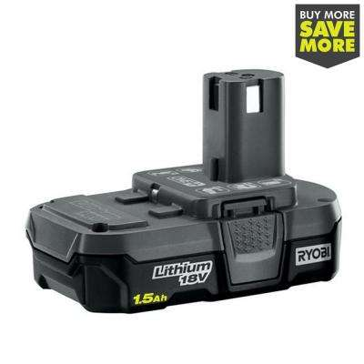 18-Volt ONE+ 1.5 Ah Compact Lithium-Ion Battery