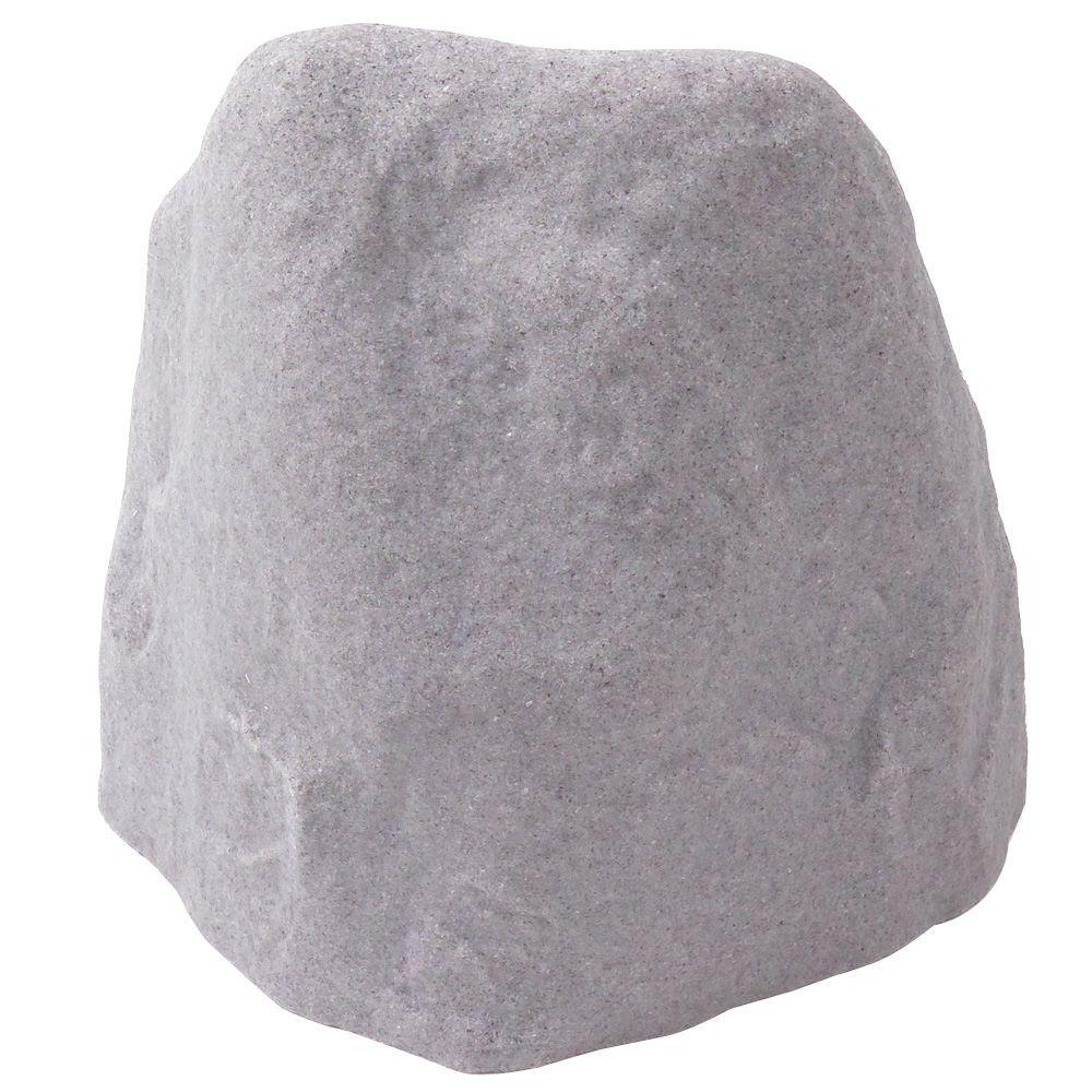 Emsco 11 in. L x 14-1/2 in. W x 14 in. H Small Resin Landscape Rock