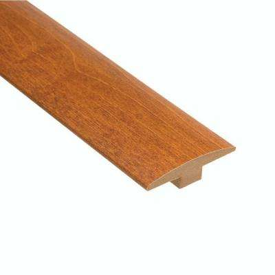 Maple Sedona 3/8 in. Thick x 2 in. Wide x 78 in. Length Hardwood T-Molding