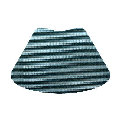 Niagara Blue Fishnet Wedge Placemat (Set of 12)
