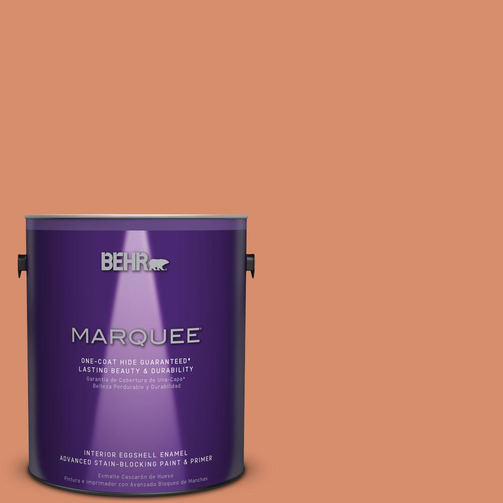behr marquee 1 gal mq4 38 balcony sunset one coat hide eggshell