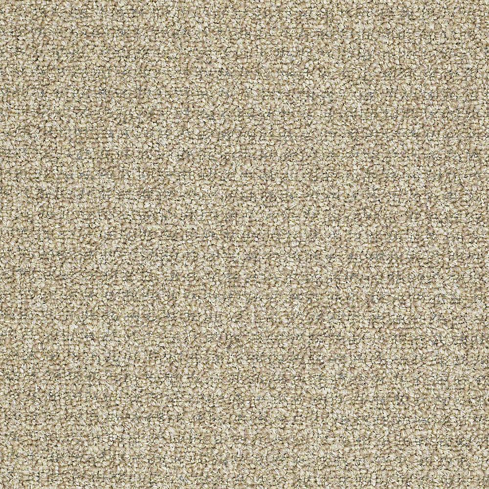 Carpet Sample - Burana - In Color Bamboo 8 in. x