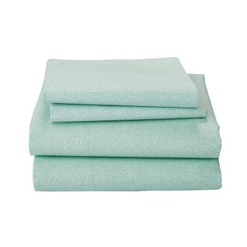 Marble Cotton Percale Pillowcase