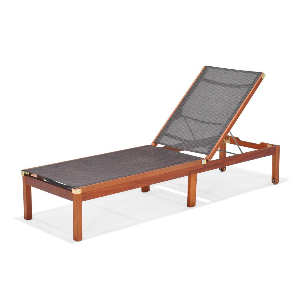 Manhattan Sling Outdoor Chaise Lounge
