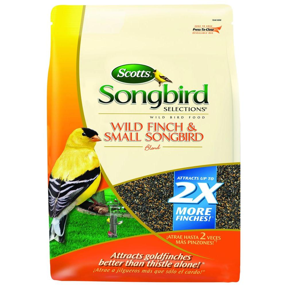 Songbird Selections 8 lb. Wild Finch and Small Bird Blend Bird