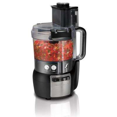 Stack and Snap 10 Cup Food Processor