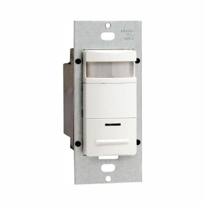 Decora 120/277-Volt Wall Switch Occupancy Sensor, White (2-Pack)