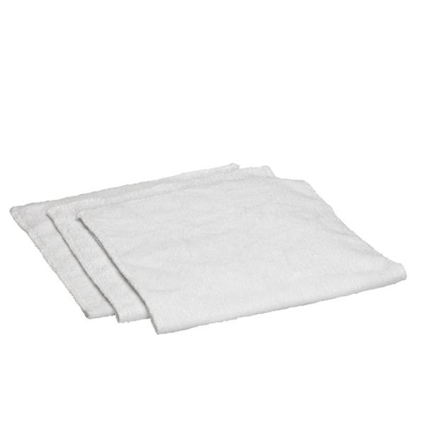 Microfiber Cleaning Cloths for Steam Cleaner (3-Pack)