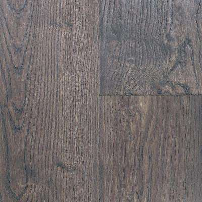 Take Home Sample - Stonehenge Oak Engineered Click Hardwood Flooring - 6-1/2 in. x 7 in.