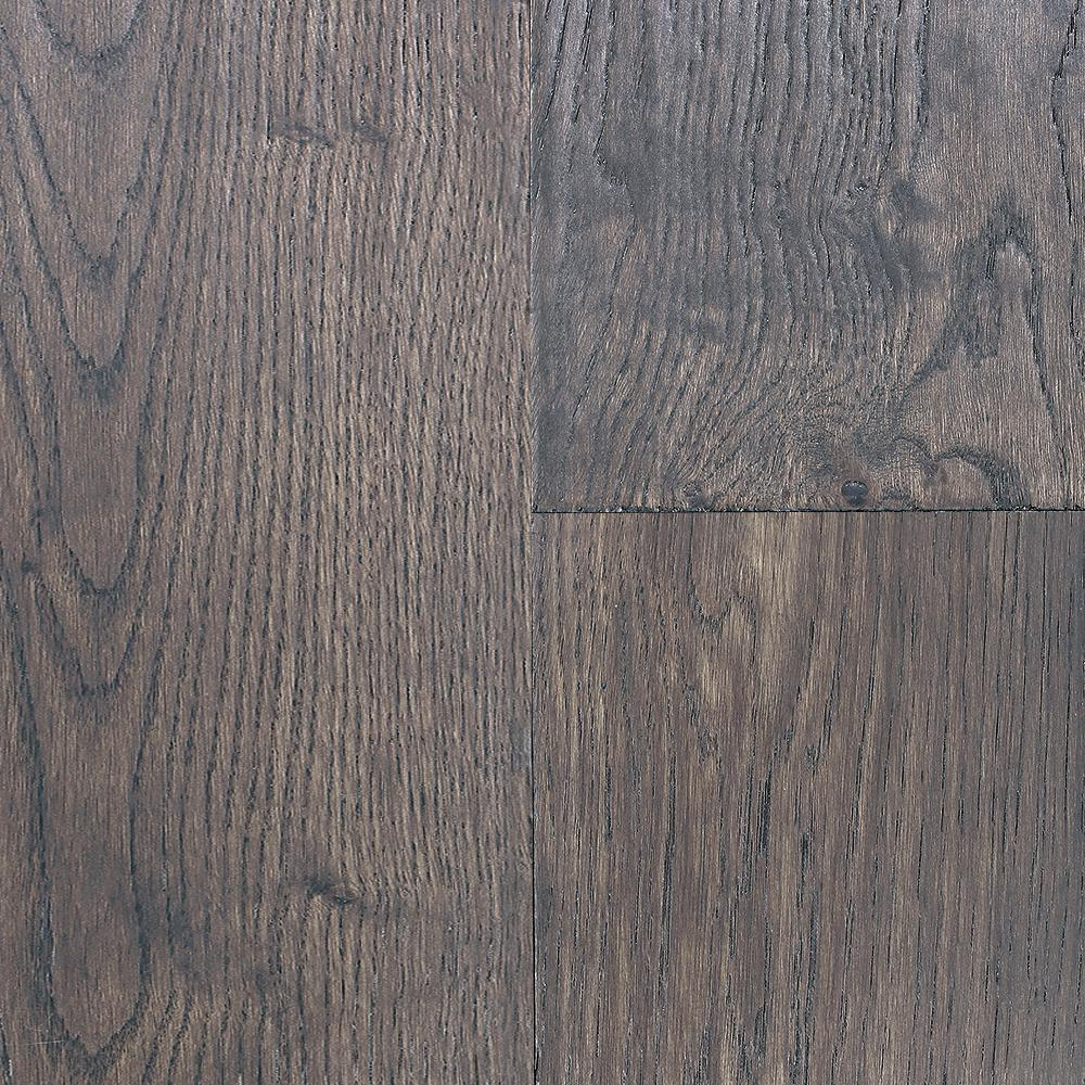 Sterling Floors Take Home Sample Stonehenge Oak Engineered Click Hardwood Flooring 6 1/2 In. X 7 In.
