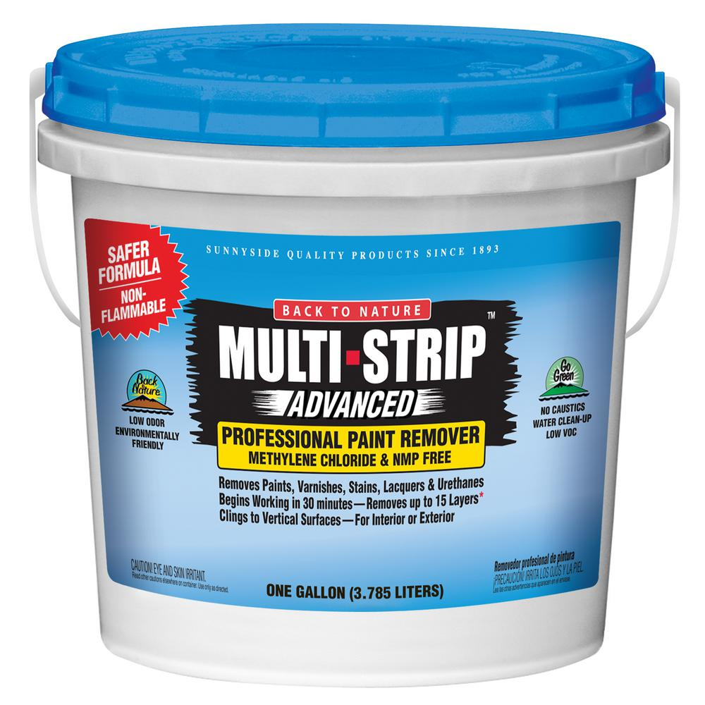MULTI-STRIP Advanced Series 1 gal. Multiple Layer Paint and Varnish Remover