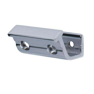 Chrome Horizontal Hook Bracket Kit