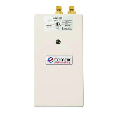 Single Point 2.4 kW 120 Volt 0.3gpm-2.0gpm Electric Tankless Water Heater