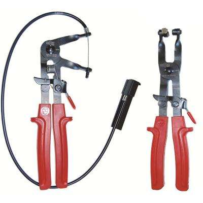 Hose Clamp Plier Set (2-Piece)