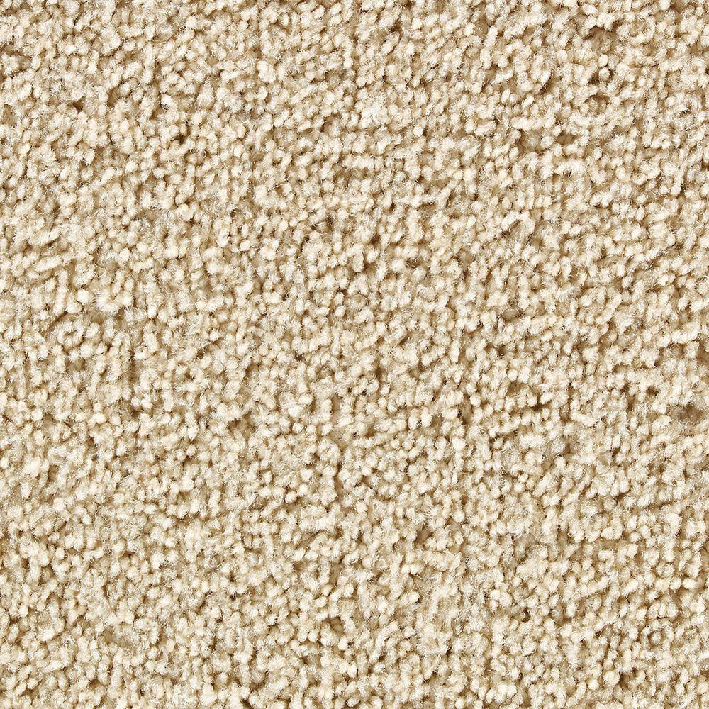Martha Stewart Living Beechwood Cappuccino - 6 in. x 9 in. Take Home Carpet Sample-DISCONTINUED