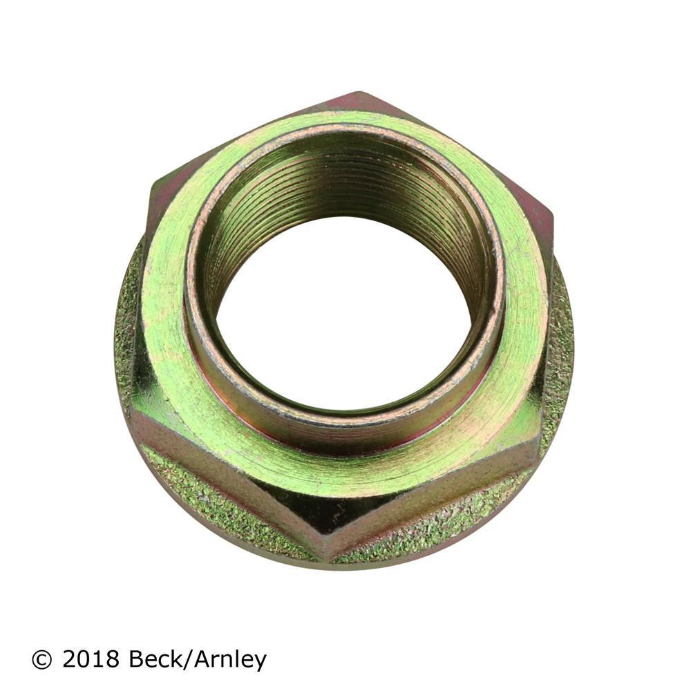 Axle Nut - Rear