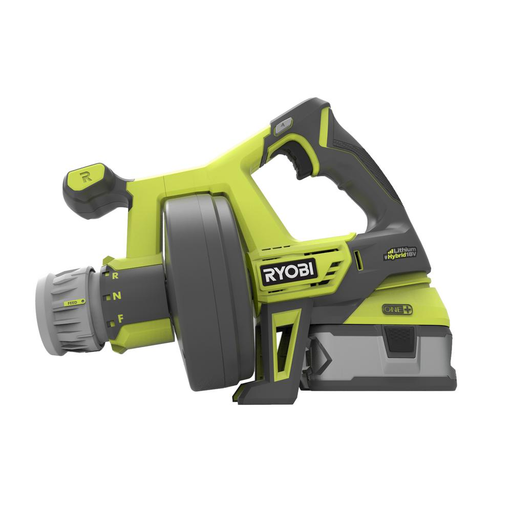 Ryobi One 18 Volt Hybrid Auger Tool Only P4002 The