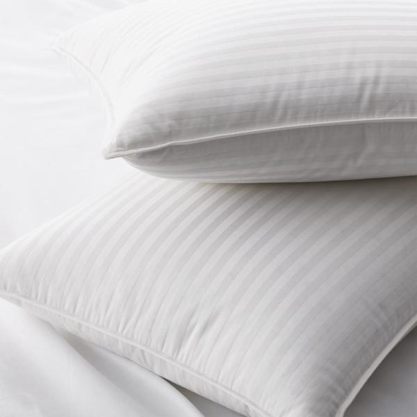 The Company Store Legends Luxury Ultimate Firm Down Queen Pillow PP40-Q-WHITE